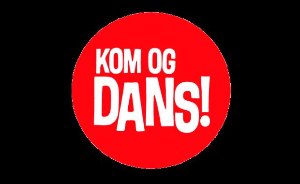Logo Kom og Dans